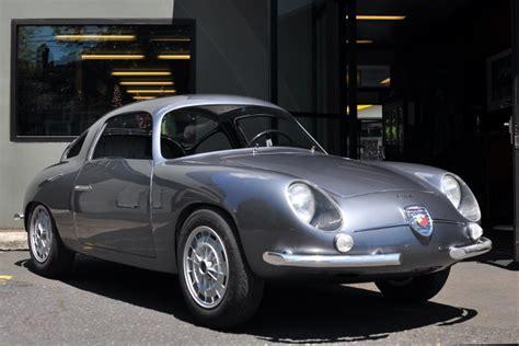1958 abarth zagato 750 record monza sports car shop
