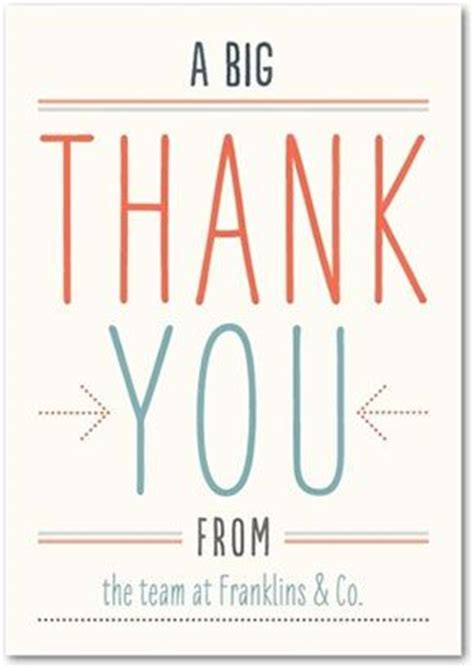 thank you card template 4 cuts placement 1000 ideas about business thank you cards on