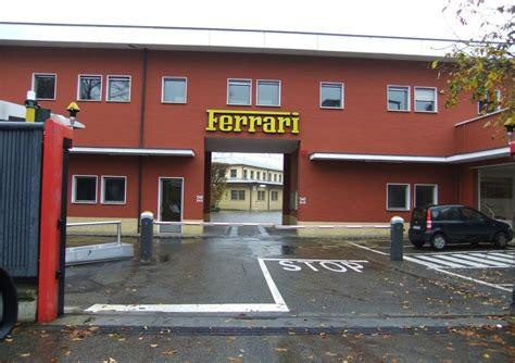 ferrari headquarters ferrari headquarters modena