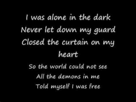 lyrics of by martina mcbride martina mcbride learning to fall lyrics