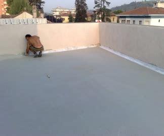 guaine impermeabilizzanti per terrazzi guaina impermeabilizzante