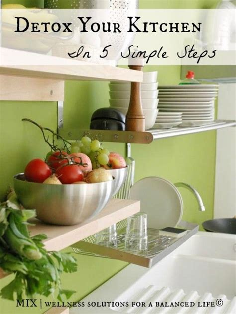 Detox Clicks by Detox Your Kitchen In 5 Simple Steps Healy Real Food
