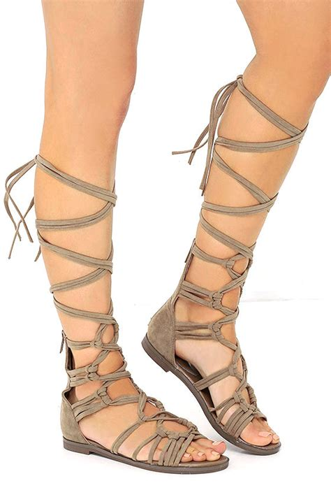 sandals with laces beige sandals lace up sandals gladiator sandals