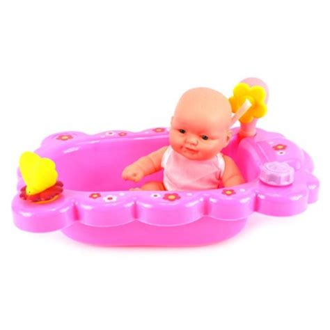 baby dolls that can go in the bathtub baby doll bath with shower baby shower favors