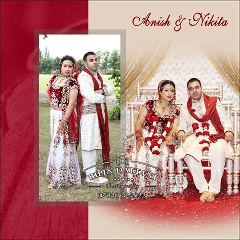 Indian Wedding Photos Albums Design