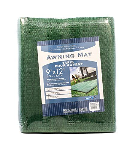 cer awning mats camco 42820 awning leisure mat 9 x 12 green vehicles
