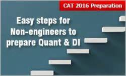 Is Mba Easy For Engineers by Cat 2016 Easy Steps For Non Engineers To Prepare Quant