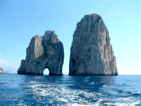 Farallones de Capri (Italia)   Blog Cátedra de Historia y