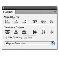 qt designer layout alignment quick tip how to use the align panel in adobe indesign