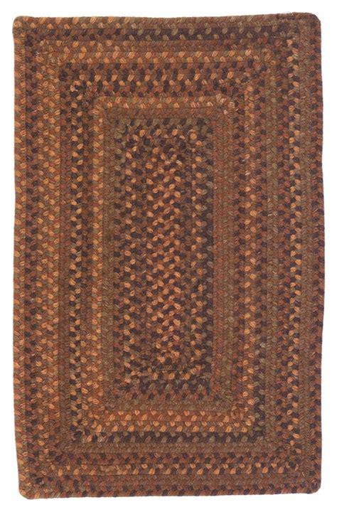 rv rug rv 70 audubon russet ridgevale rug by colonial mills
