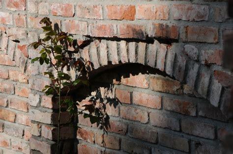 gartenmauer backstein alte ziegel b a c k s t e i n b a u