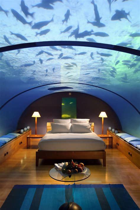 underwater hotel room underwater hotel room at conrad maldives rangali island hotel all size wallpapers
