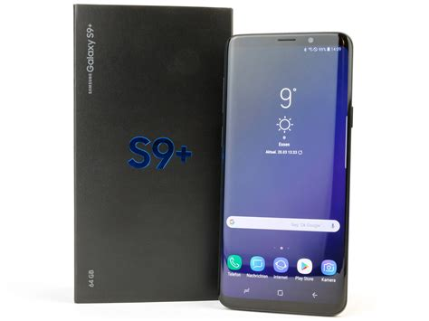 samsung galaxy s9 samsung galaxy s9 plus smartphone review notebookcheck net reviews