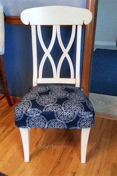 Dining Room Seat Cushion Covers by 25 Best Ideas About Chair Seat Covers On
