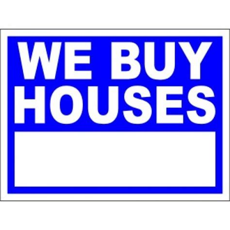 we buy houses signs we buy houses original design