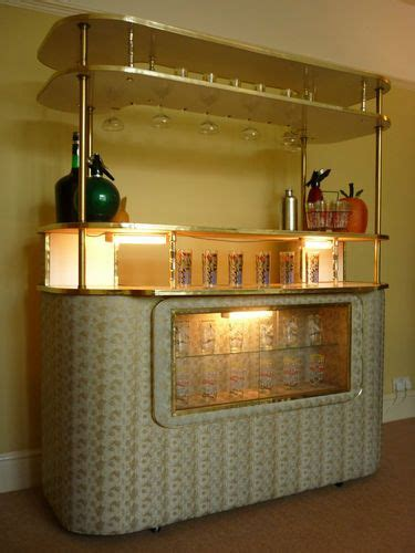 Home Bar Cabinet Uk Vintage Cocktail Bar Home Drinks Cabinet Retro 50 S 60 S 70 S