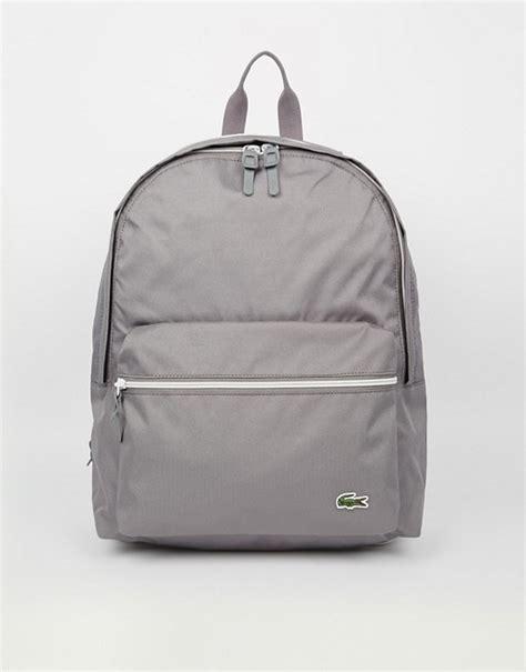 Backpack Lacoste lacoste lacoste backpack