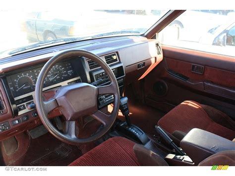 nissan 1990 interior interior 1990 nissan pathfinder se 4x4 photo 56743947