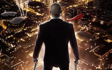 hitman agent  hd wallpaper background image