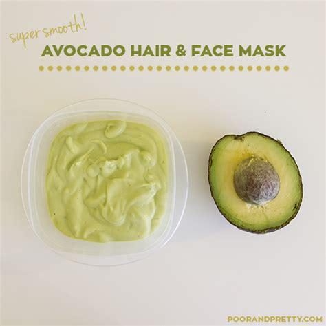 diy avocado mask diy avocado hair mask poor pretty
