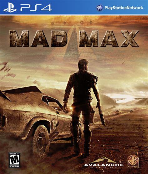 Bd Ps 4 Mad Max Original New playstation 4 mad max sleviste cz