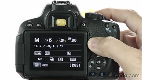 camera settings for indoor photography digital manual mode
