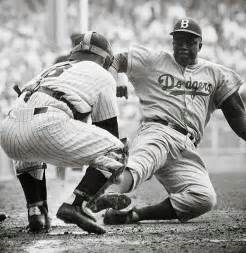 when did jackie robinson the color barrier historythrusports the term impact of jackie