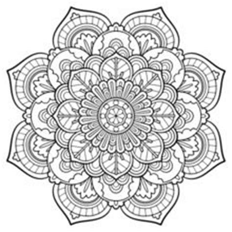 mandala coloring pages jumbo mandalas zum ausmalen de hellokids