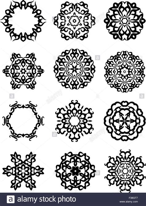 circular tribal tattoos 100 circular tribal tattoos designs for tribal