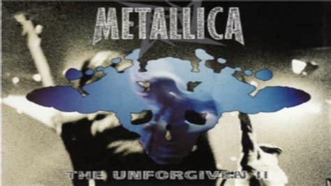 metallica unforgiven 2 lyrics metallica the unforgiven ii lyrics youtube