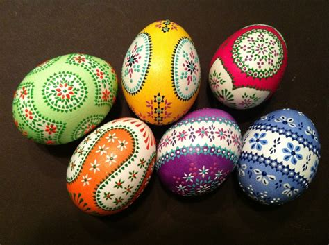 beautiful easter eggs sorbische ostereier eastertime pinterest easter