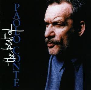 paolo conte the best of paolo conte the best of 1998 musicmeter nl