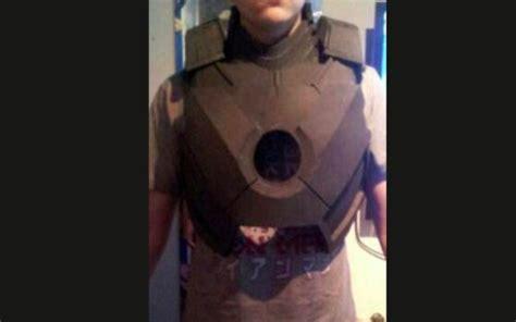 bagaimana cara membuat robot iron man jom belajar cara cara membuat suit iron man dairishare
