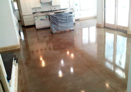 Concrete Dye   Staining concrete using water or acetone