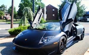 Lamborghini Doors Up Lamborghini Murcielago Lp640 Roadster Doors Up 1440x900