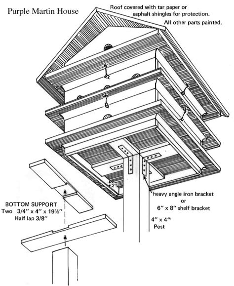 plans for purple martin house diy purple martin bird house plans plans free