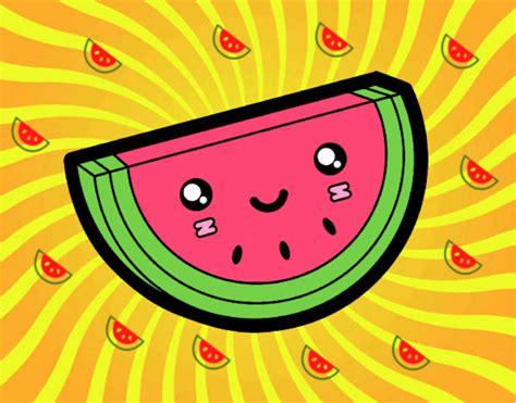 imagenes de frutas kawaii dibujos kawaii para calcar imagui
