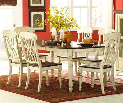 White Dining Room Set Sale Homelegance Ohana 7 Piece Dining Room Set In White