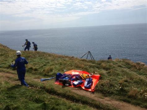 c chaos puppy rescue cliff rescue news from trewoon seaside cottages cornwall