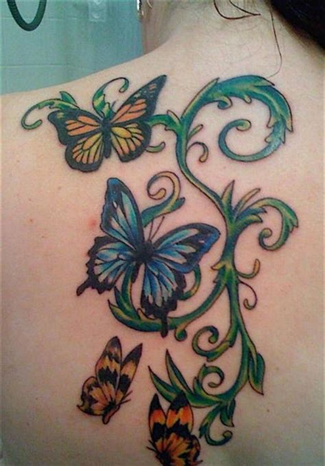 tattoo pictures of flower vines 29 attractive vine neck tattoos