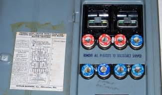 how many s does this fuse box ridgid plumbing woodworking and power tool forum