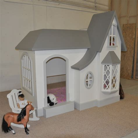 Cozy Cottage Bed And Playhouse By Tanglewood Design Cozy Cottage Playhouse