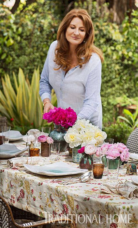 kathryn ireland outdoor entertaining with kathryn ireland traditional home