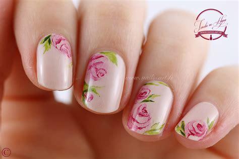 Nail De by Aquarelle Nature Nails Nails