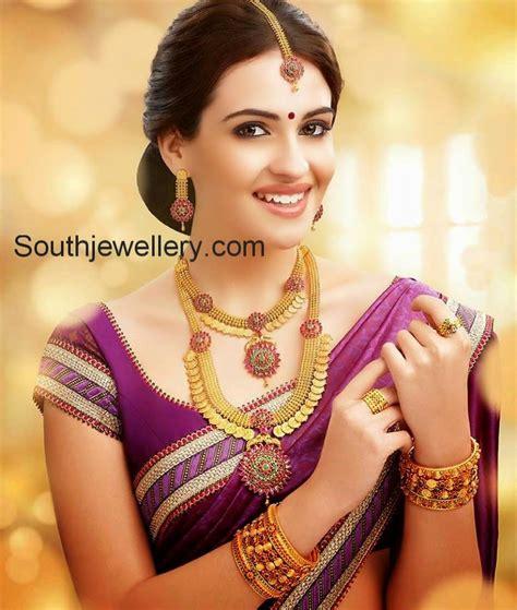 kasulaperu  rubies gold kasu mala designs bridal jewelry indian jewellery design jewelry