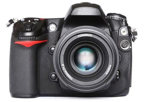 Yongnuo 50mm Nikon yongnuo yn 50mm f1 8 lens for nikon f mount nikon rumors