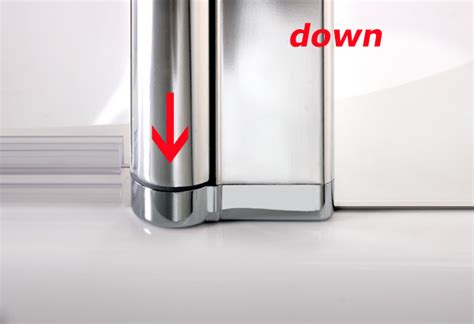 pivot bath shower screen pivot glass shower screen