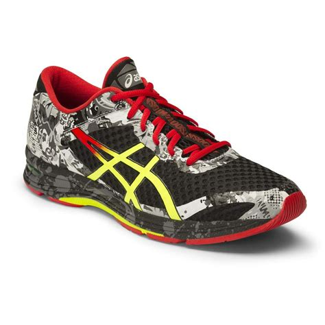 asics gel noosa tri 11 mens running shoes black