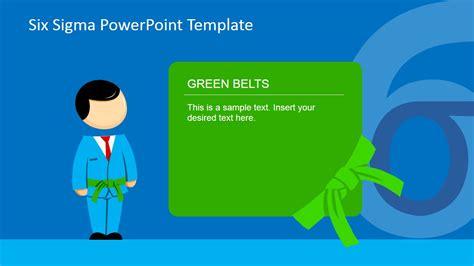 templates for six sigma presentation six sigma belts powerpoint template slidemodel