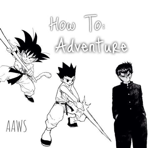 anime adventure genre genre manual adventure anime amino